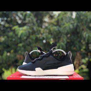 Nike Ashin Modern Leather Black White